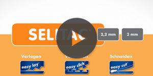 1_Verlegevideo_SELITAC_2,2mm&3mm