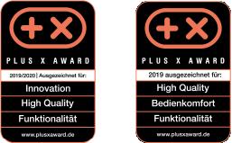 PlusXAward Logos